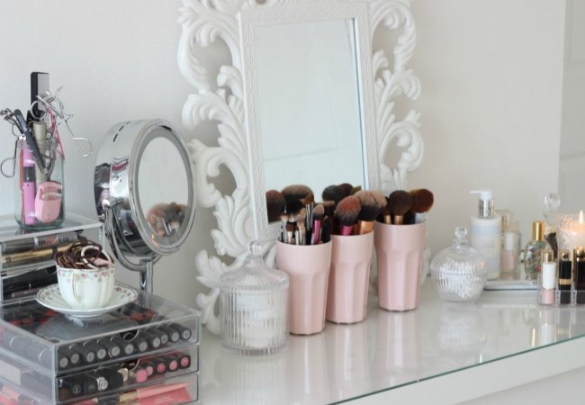 Wie sollte man die Kosmetikprodukte aufbewahren?